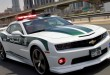 Chevrolet-Camaro-SS-Dubai-Police-Car
