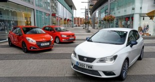 SEAT-Ibiza-vs-Peugeot-208-VW-Polo-526x350