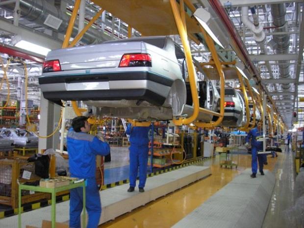 دولت قبل، صنعت خودرو را رها کرد