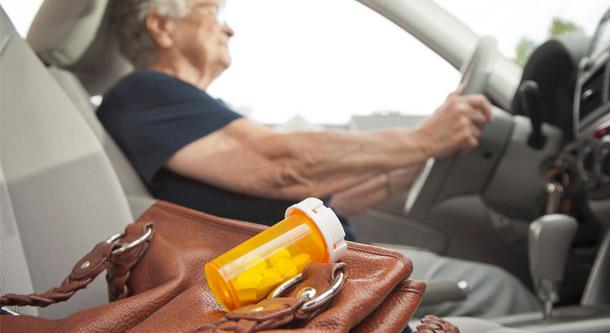 تاثیر مصرف دارو بر رانندگی