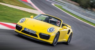 2017-Porsche-911-Turbo-Cabriolet-front-three-quarters-in-motion