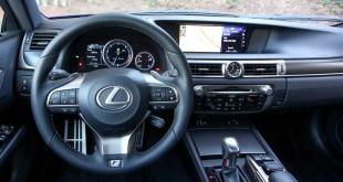 2016 Lexus GS350 F Sport