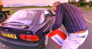 Putting-Petrol-Into-A-Diesel-Car