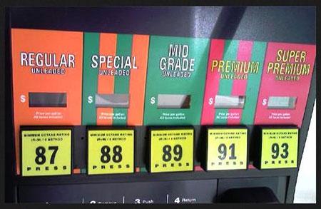 تفاوت بنزین معمولی با سوپر چیست؟